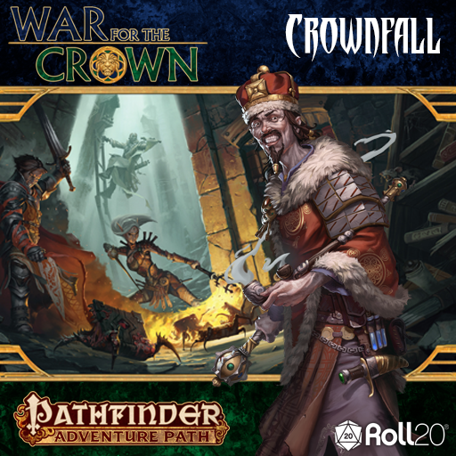 Roll20 Partnering with Paizo for Official Pathfinder