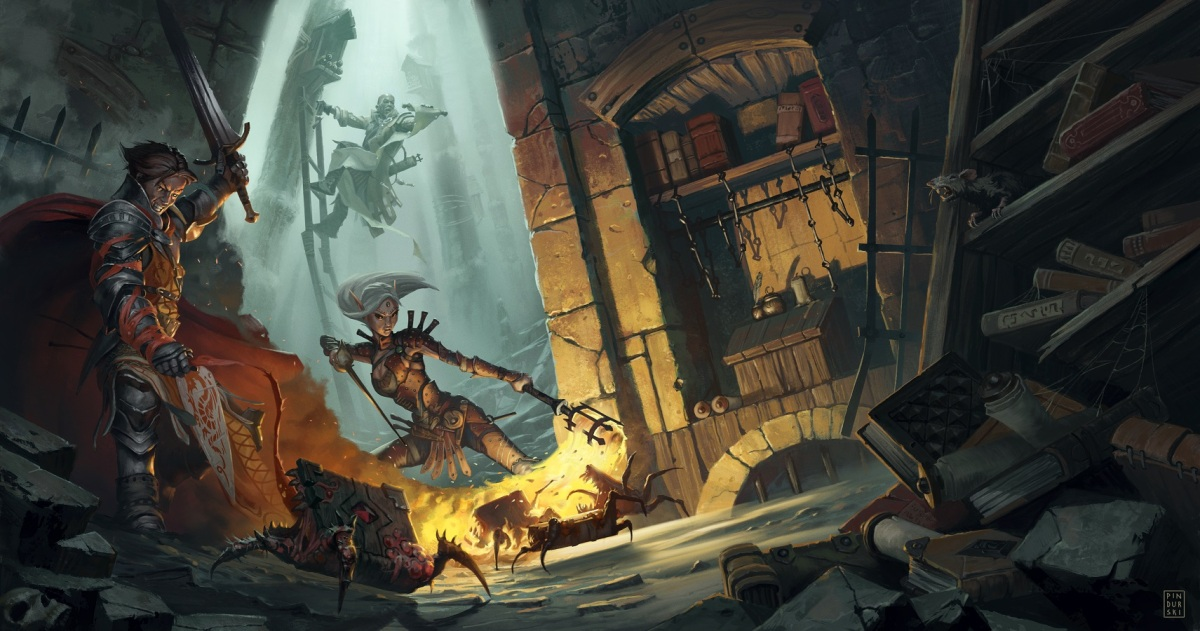 Roll20 Partnering with Paizo for Official Pathfinder, Starfinder Modules