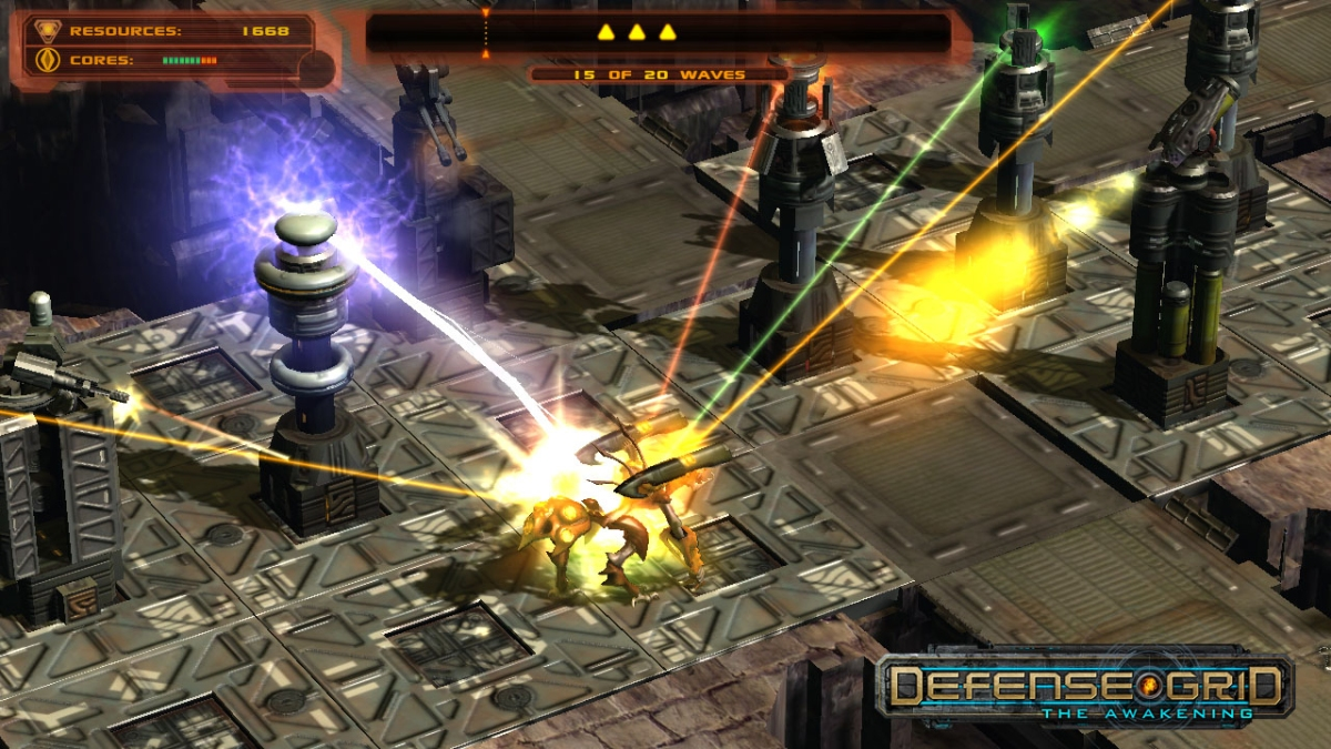 The Class of 2008 – Defense Grid: The Awakening [PC Gamer]