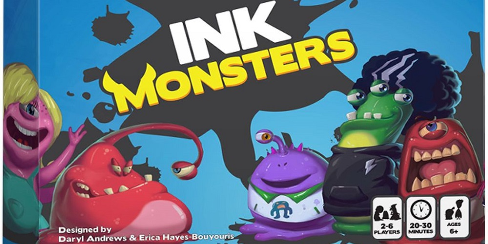 Ink Monsters Review [Pixelkin]