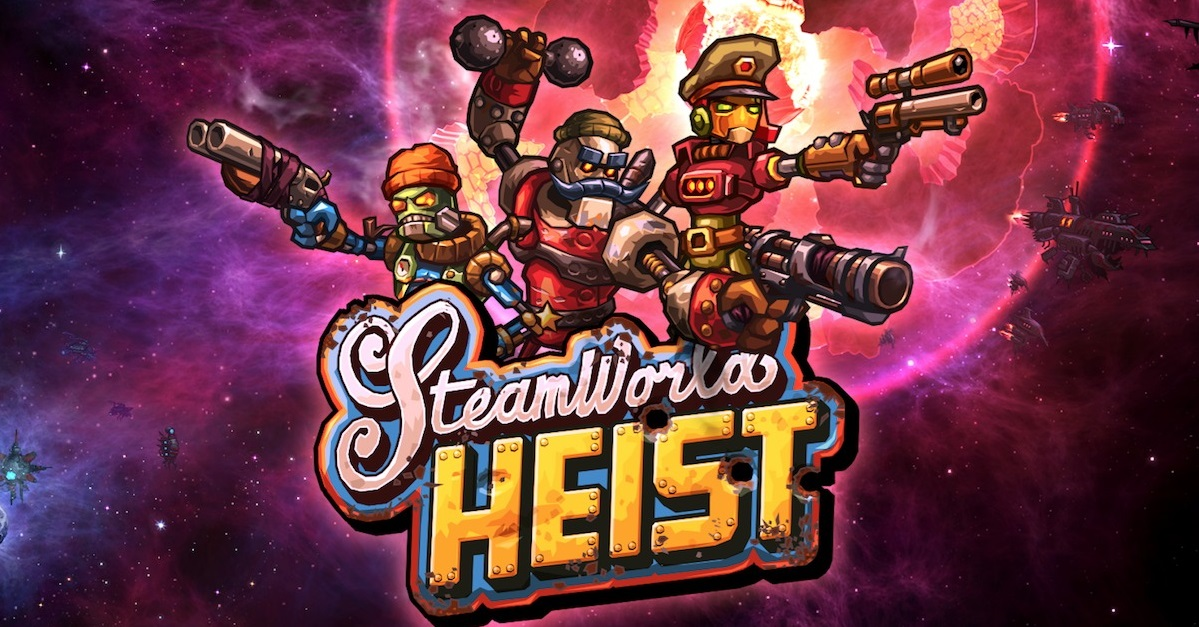 Gaming Backlog Final Thoughts – SteamWorld Heist