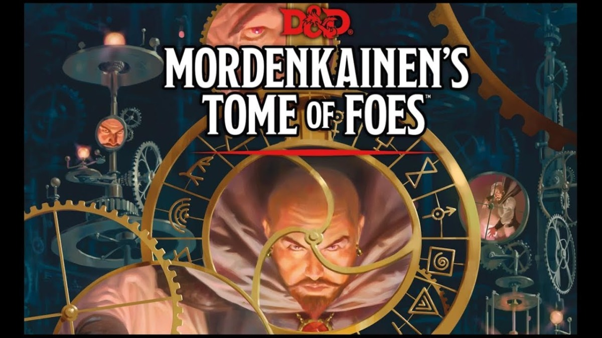 Roll20 Review: Mordenkainen's Tome of Foes (Rrakkma)