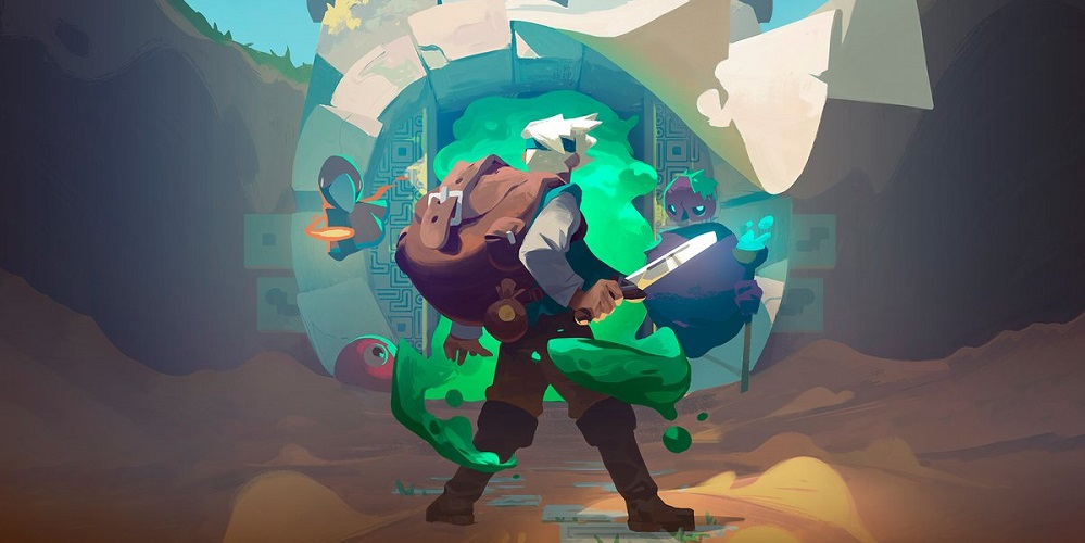 Moonlighter Review [Pixelkin]