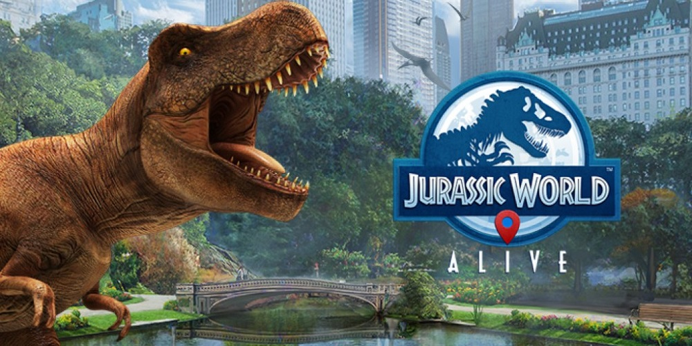 Jurassic World Alive is a Better AR Game than Pokémon GO [Pixelkin]