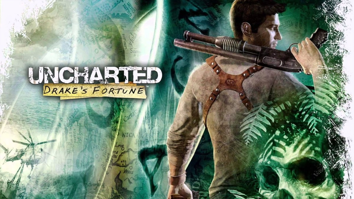 Gaming Backlog Final Thoughts – Uncharted: Drake's Fortune