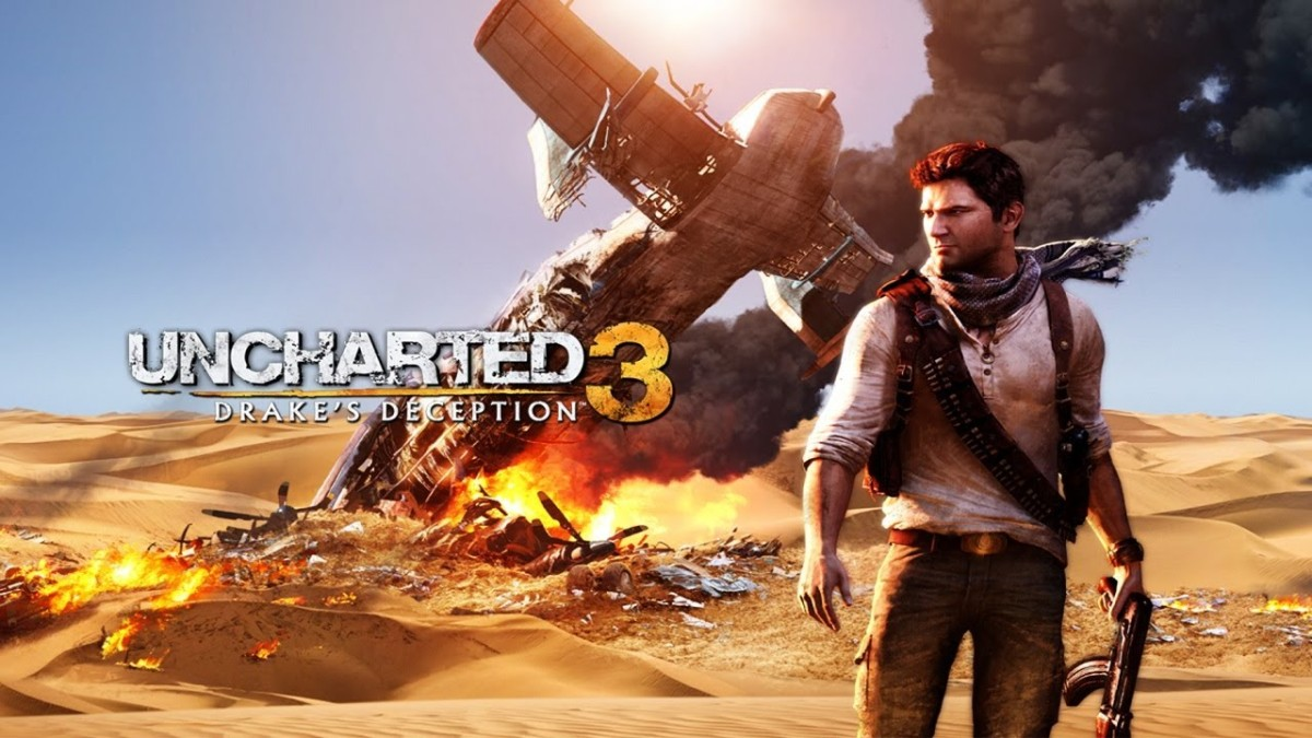 Gaming Backlog Final Thoughts – Uncharted 3: Drake's Deception