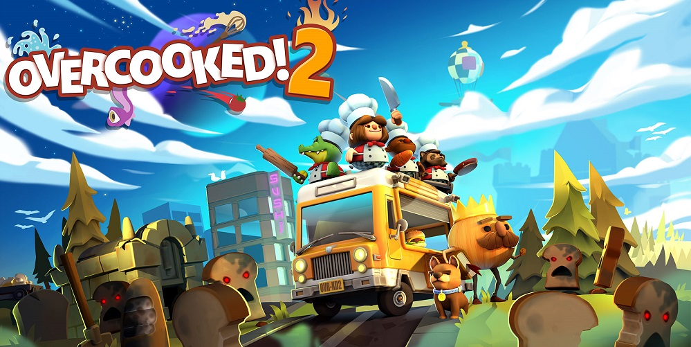Overcooked 2 Review [Pixelkin]