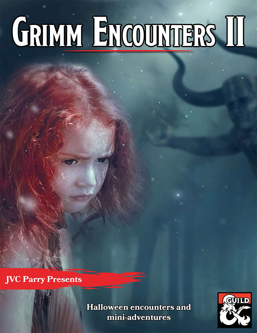DMs Guild Review – Grimm Encounters II