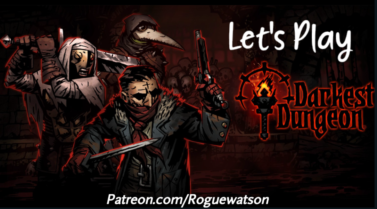 Let's Play – Darkest Dungeon Episode 13: The Siren and The Hag