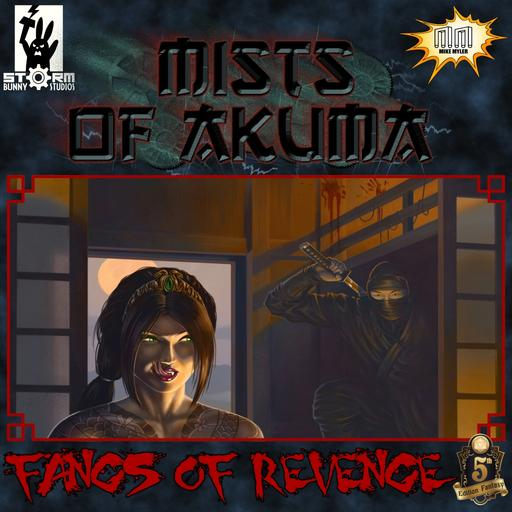 Roll20 Review – Mists of Akuma: Fangs of Revenge