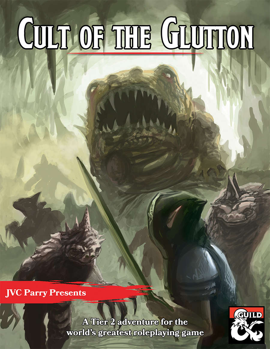 DMs Guild Review – Cult of theGlutton