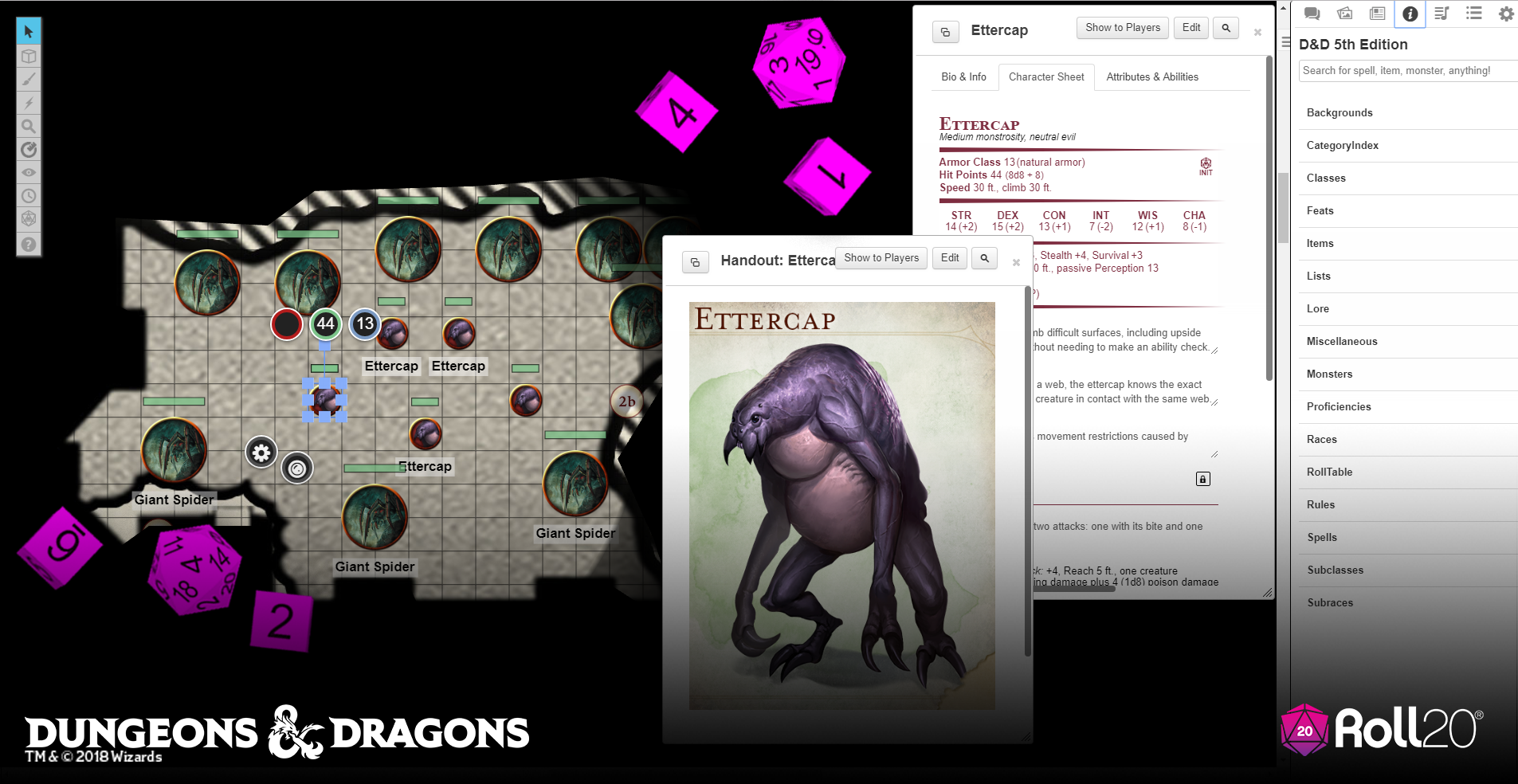 Roll20 Review – Waterdeep: Dungeon of the Mad Mage – Eric Watson