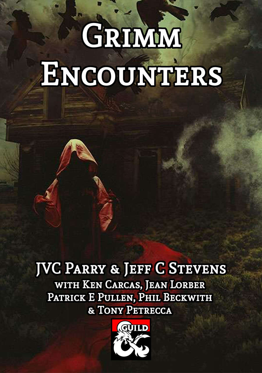 DMs Guild Review – Grimm Encounters