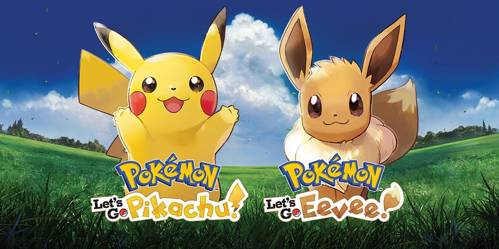 Pokemon: Let's Go Pikachu/Eevee Review [Pixelkin]