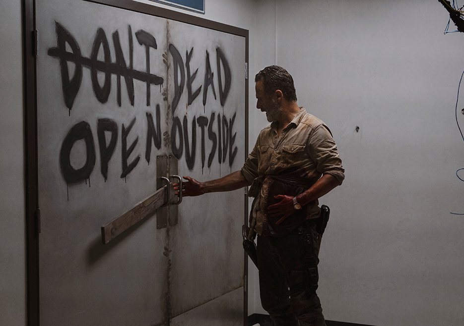 "The Walking Dead S9 E5 ""What Comes After"" Recap & Review"