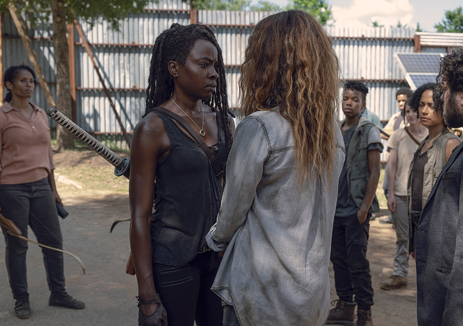 "The Walking Dead S9 E6 ""Who Are You Now?"" Recap & Review"