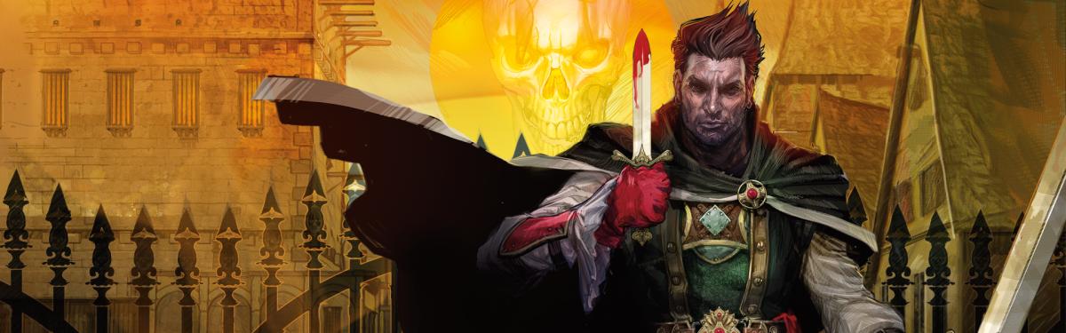 Betrayal at Baldur's Gate – LivePlay!
