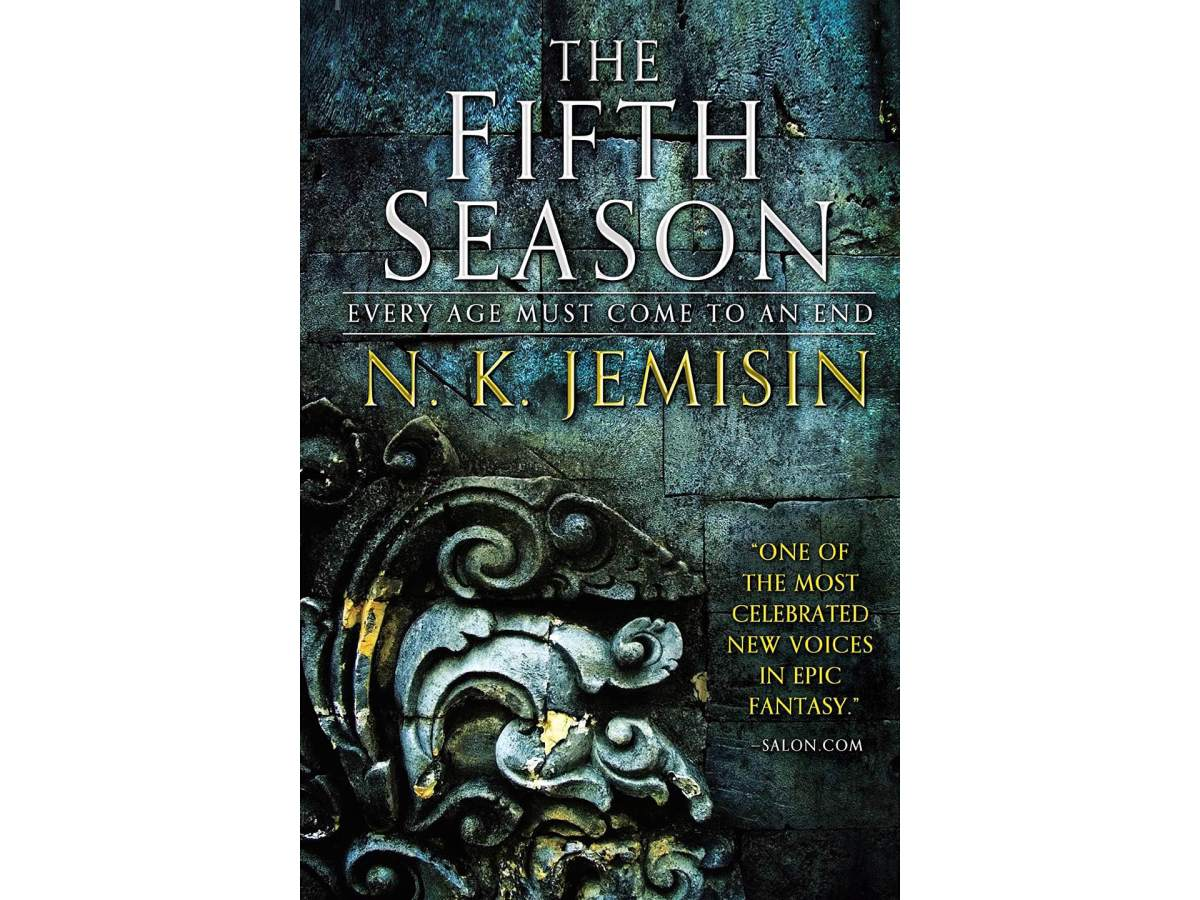 Goodreads Review – The FifthSeason