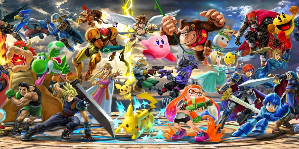 Super Smash Bros. Ultimate Character Unlock Guide [Pixelkin]