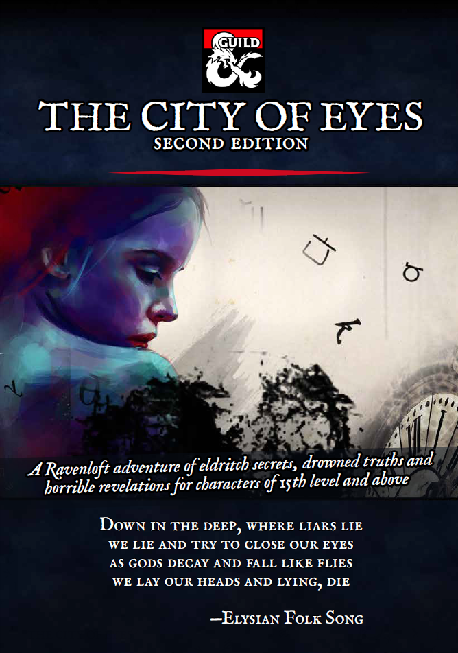 DMs Guild Review – The City of Eyes