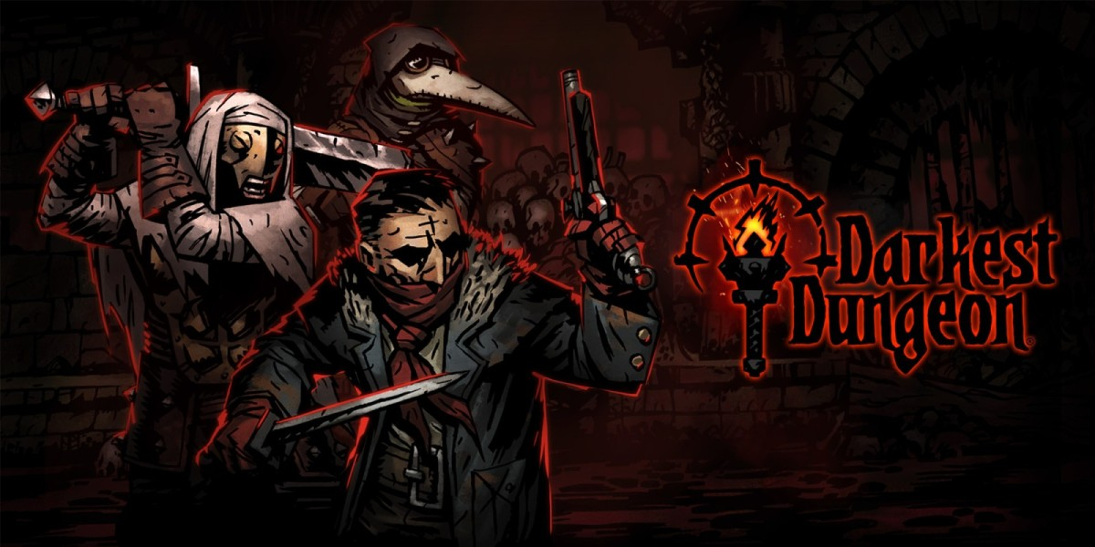 Gaming Backlog Final Thoughts – Darkest Dungeon