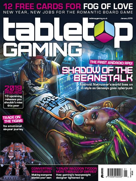 The Power Couple Behind Red Raven Games [Tabletop Gaming Magazine]