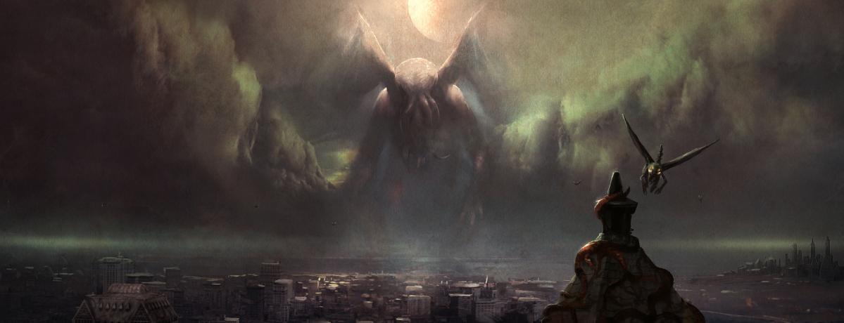 Stygian: Reign of the Old Ones is a Post-Cosmic Horror RPG [PCGamer]