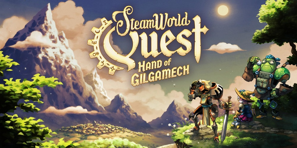 SteamWorld Quest: Hand of Gilgamech Review [Pixelkin]
