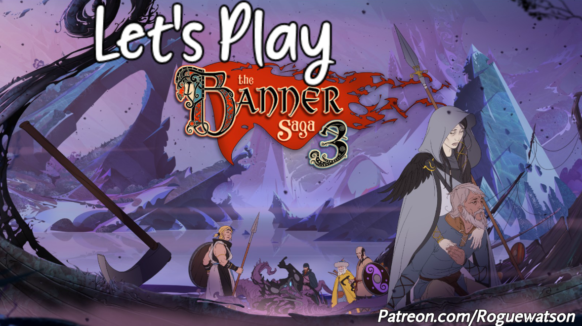 Let's Play – The Banner Saga 3 Episode 1: The Last City