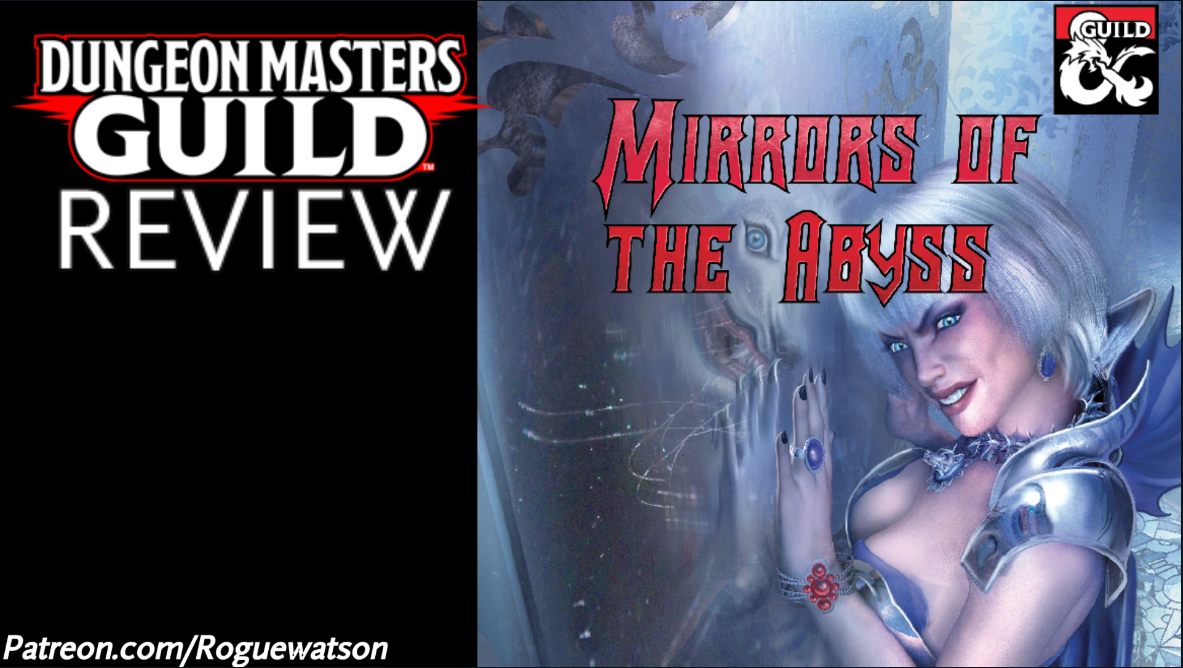DMs Guild Review – Mirrors of the Abyss