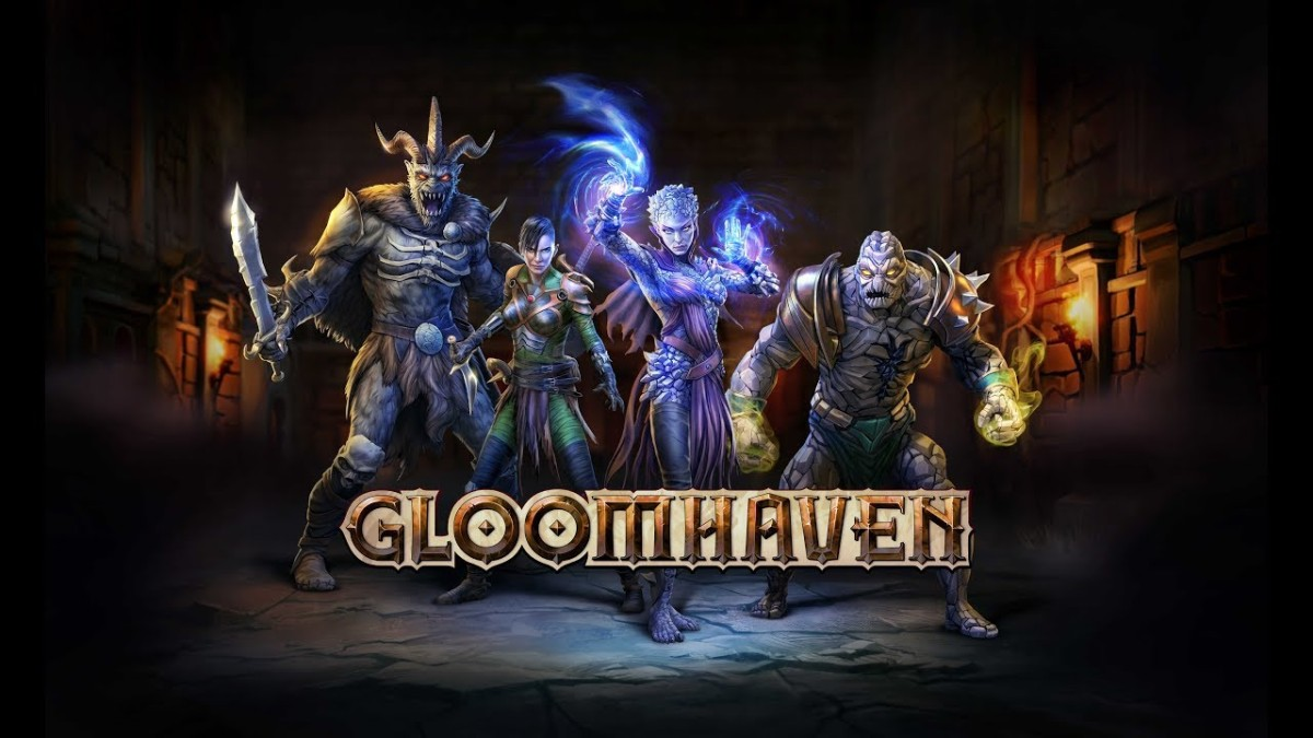 Gloomhaven Steam Early Access Impressions [PC Gamer]
