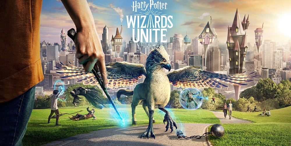 Harry Potter: Wizards Unite is a Smart Evolution of Pokémon GO [Pixelkin]
