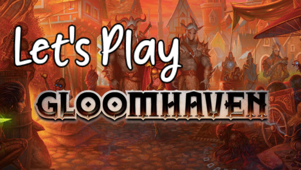 Let's Play Gloomhaven TTS Episode 27