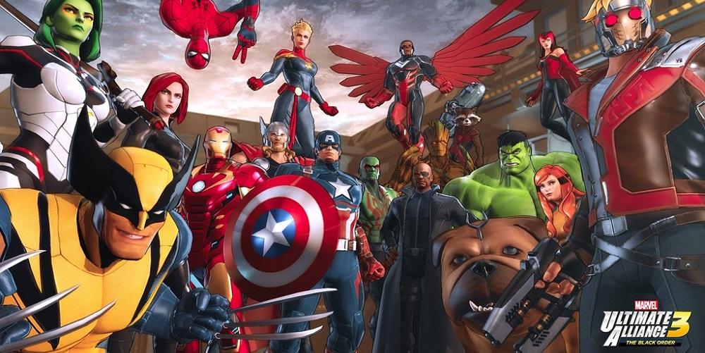 Marvel Ultimate Alliance 3: The Black Order Review[Pixelkin]