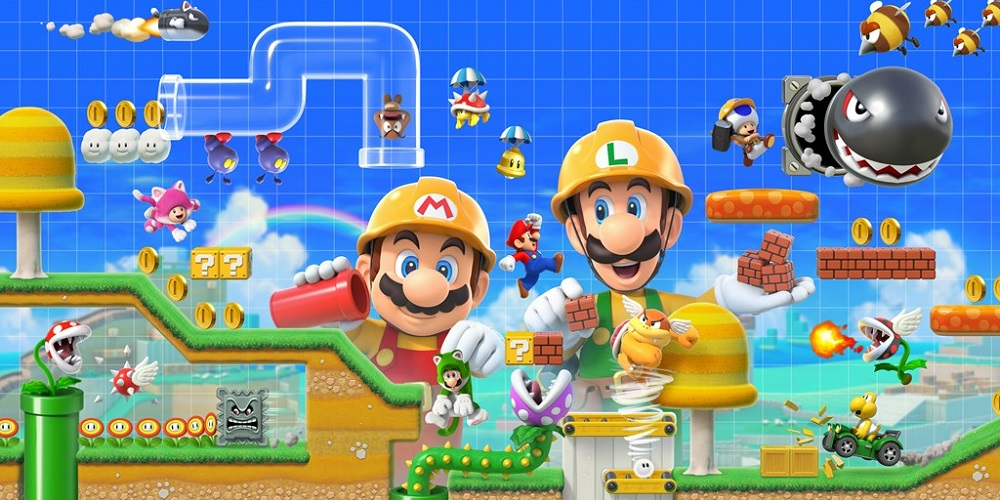 Super Mario Maker 2 Review [Pixelkin]