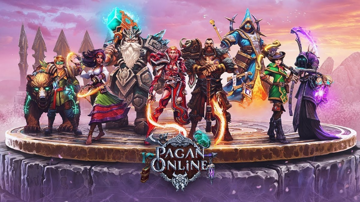 Pagan Online Hero Guide [PC Gamer]