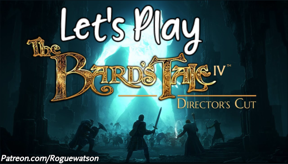 Let's Play – The Bard's Tale IV: Director's Cut Episode 24