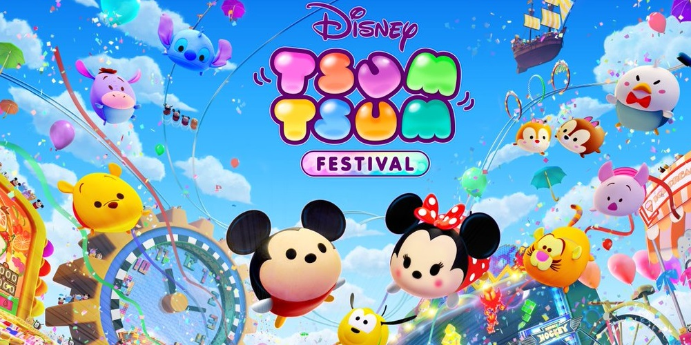 Disney Tsum Tsum Festival Review[Pixelkin]