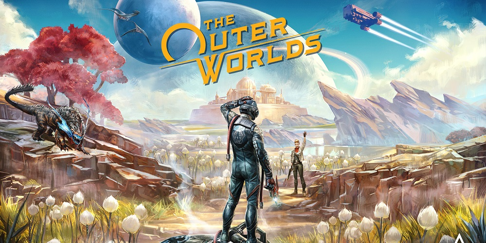 The Outer Worlds Review [Pixelkin]