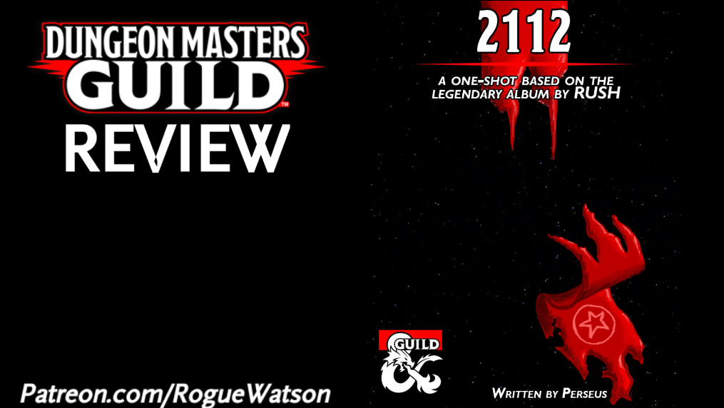 DMs Guild Review – 2112