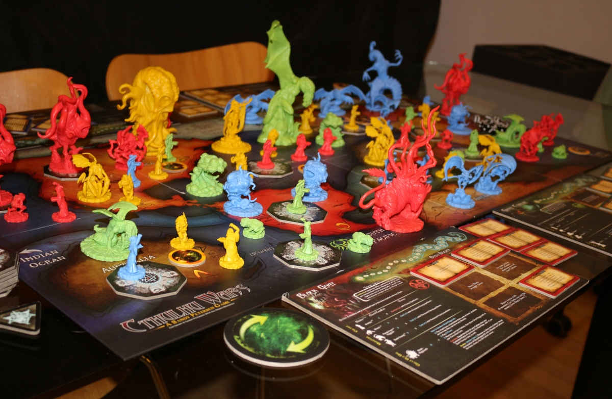 From Doom to Cthulhu Wars: Sandy Petersen on 35 years of Video Game and Tabletop Design[Dicebreaker]