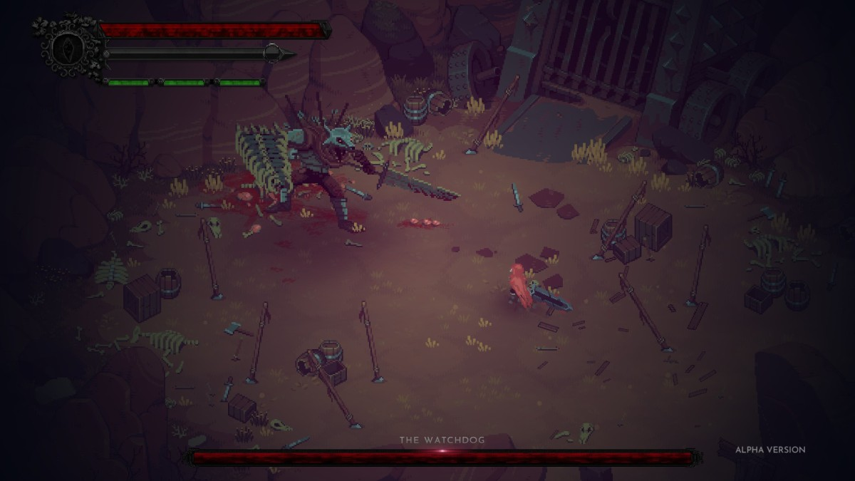 It took me 15 minutes and a dozen deaths to beat the first enemy in Eldest Souls [PCGamer]