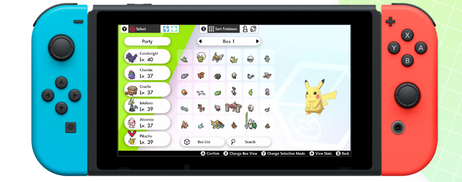 Pokémon Home: How to Transfer, Store, and Trade Pokémon [Pixelkin]