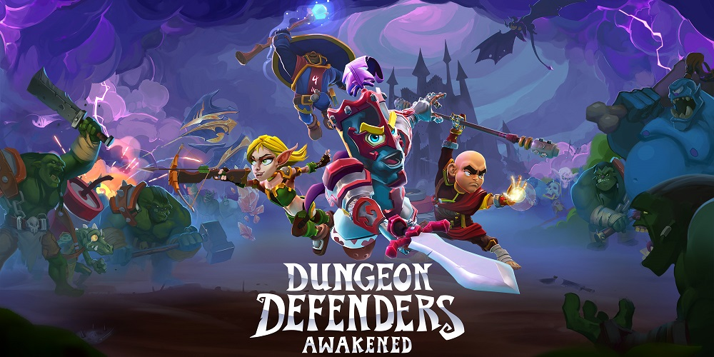Dungeon Defenders Awakened Review [Pixelkin]