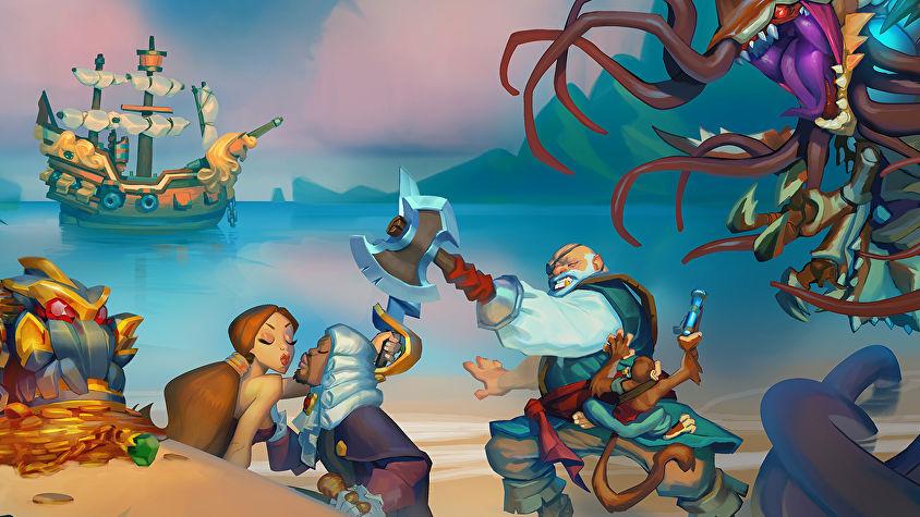 Sea of Legends Kickstarter Preview[Dicebreaker]
