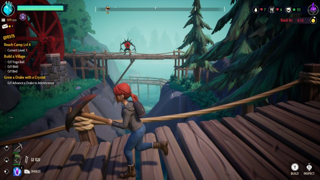 Drake Hollow is a Satisfying Evolution of Fortnite: Save the World[Pixelkin]