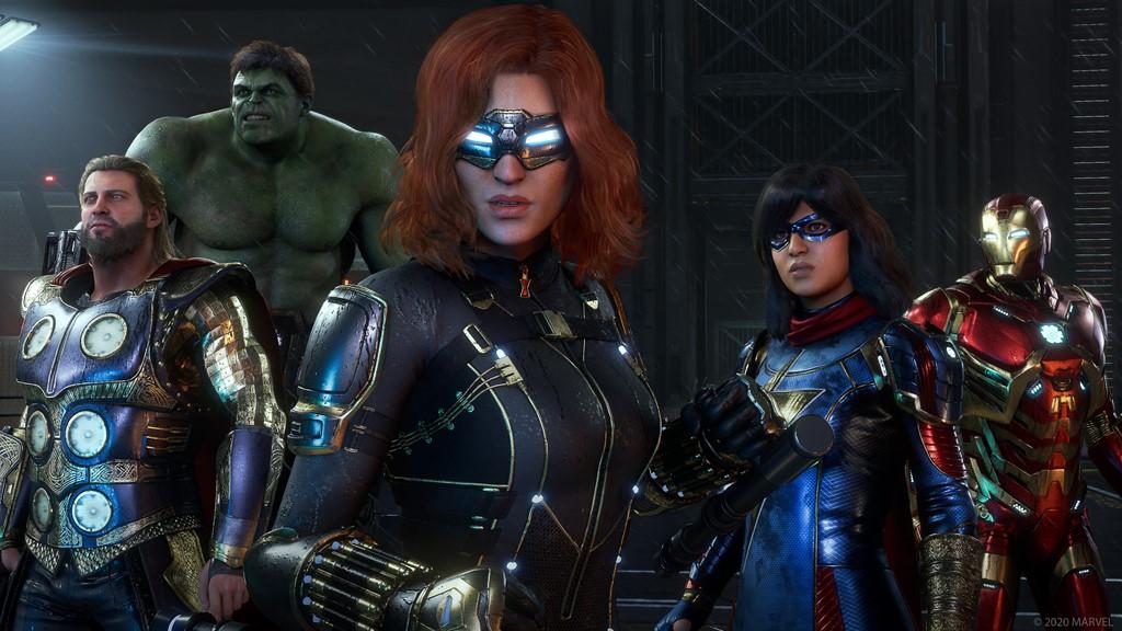 Marvel's Avengers Beta Impressions[Pixelkin]