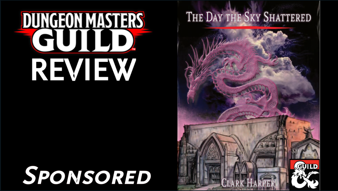 DMs Guild Review – The Day the Sky Shattered