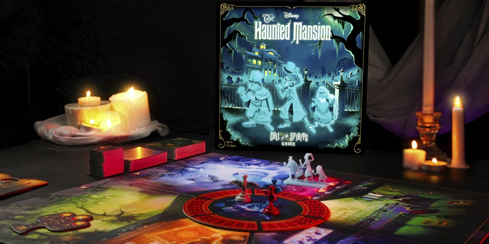 Three Spooky Board Games For Families [Pixelkin]