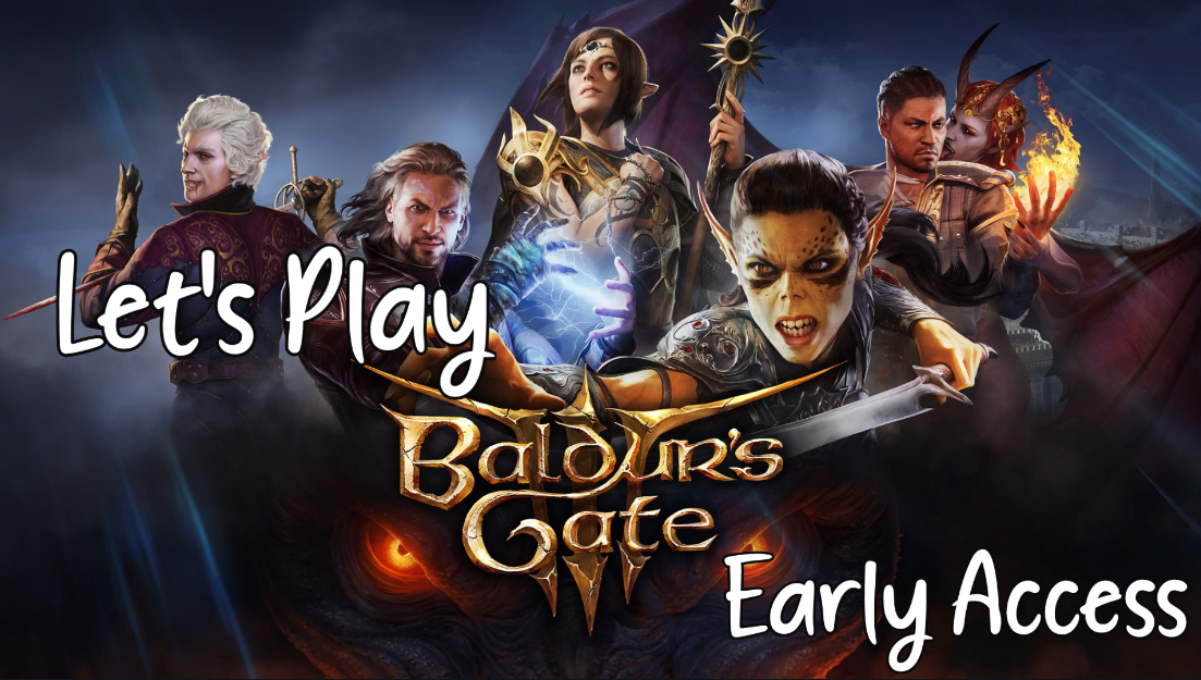 Let's Play – Baldur's Gate 3 Early Access #7